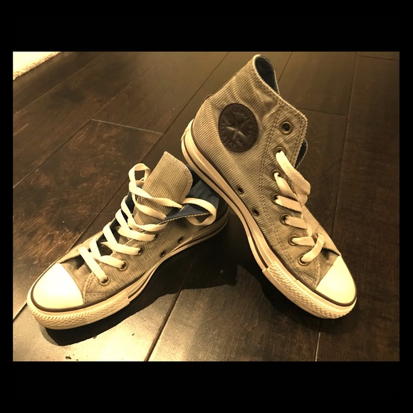 4902f7a941c1 Converse Shoes - High top Corduroy All Star Converse